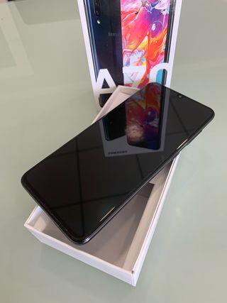 Samsung galaxy a70 negro