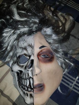 mascara disfraz mujer