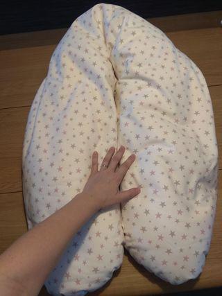 Cojín para embarazo y lactancia Cambrass