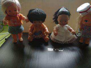 Muñecas BARRIGUITA