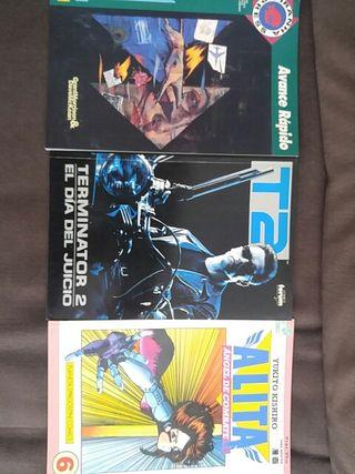 Pack Comics Varios