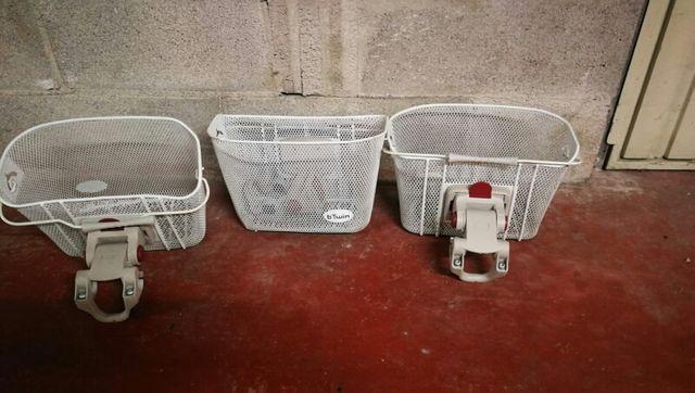 cesta de bicicleta