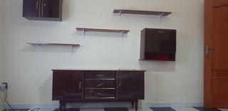 muebles de salon mueble madera tv television