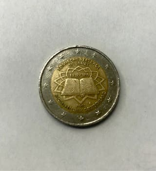 Moneda 2 Euros €. Alemania 2007