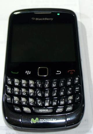 Blackberry Curve 9300 Movistar