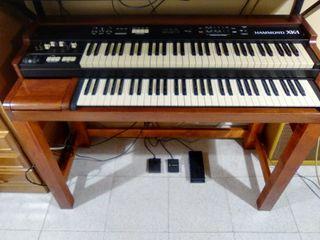 ÓRGANO HAMMOND XK1 CON LOWER MIDI Y MUEBLE A MEDID