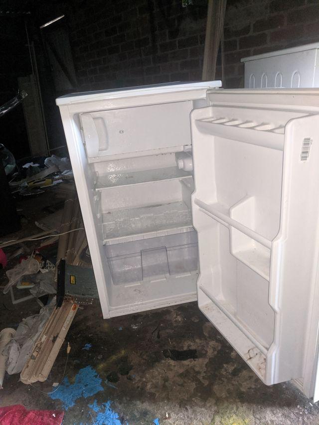 white under counter fridge