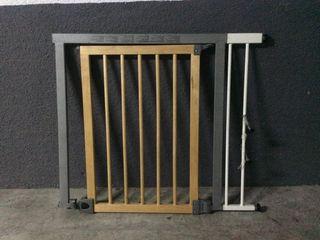 Barrera para escaleras