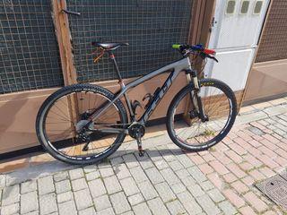 Bicicleta de Carbono Mtb 29 Talla L