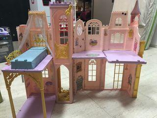 Castillo barbie