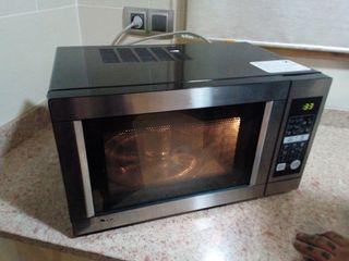 microondas LG grill