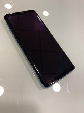Samsung galaxy azul