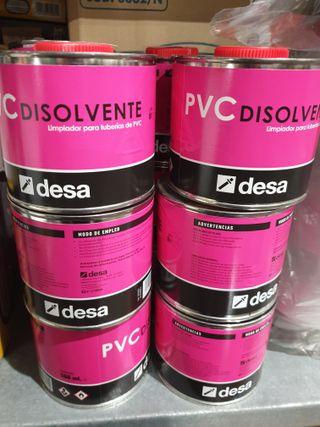 PVC DISOLVENTE DESA