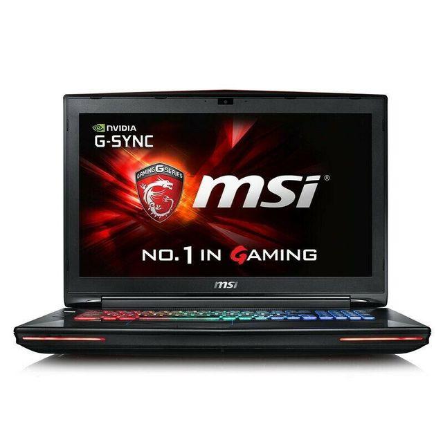 "MSI GT72 17.3"" Laptop"