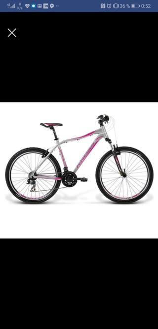 se vende bicicleta mujer