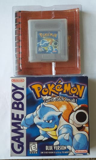 Pokémon azul Game Boy color