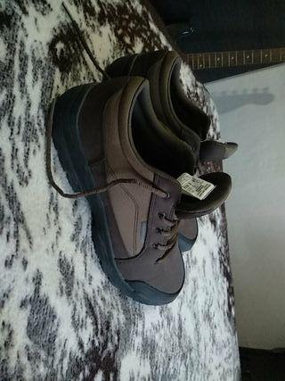 zapatos solognac con 1 solo uso
