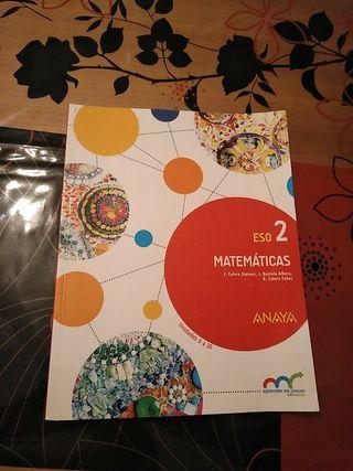 Libro de matemáticas ANAYA 2ESO Unidad6-10