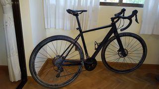 Bicicleta gravel cube nuroad pro