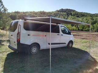 Ford Transit Custom 2015 Camper