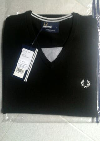 Jersey Fred Perry talla S
