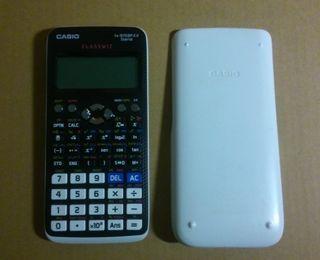 Calculadora científica Casio fx-570SP X II Iberia