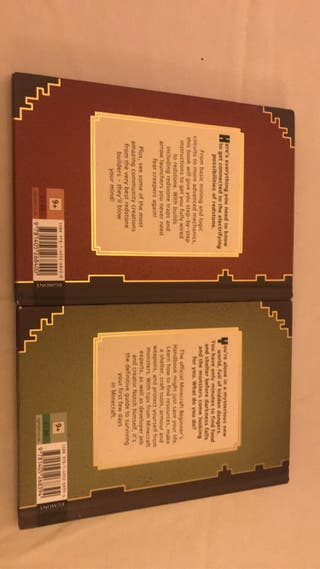 2 minecraft handbooks