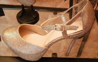 zapatos(sandalias) de plataforma