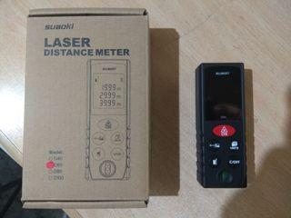 Medidor Distancias Laser Suaoki D60