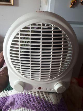 aire acondicionado tiene calor y frio