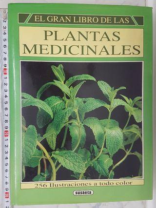 Gran libro de las PLANTAS MEDICINALES