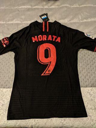 camiseta Atlético de Madrid Morata