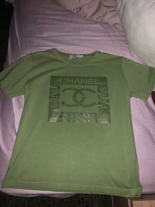 Camiseta chanel Vintage 1991