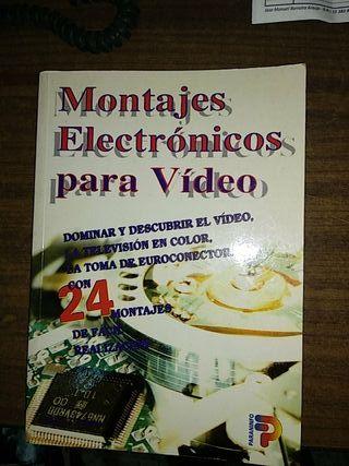 Libro Electrónica Montajes para video