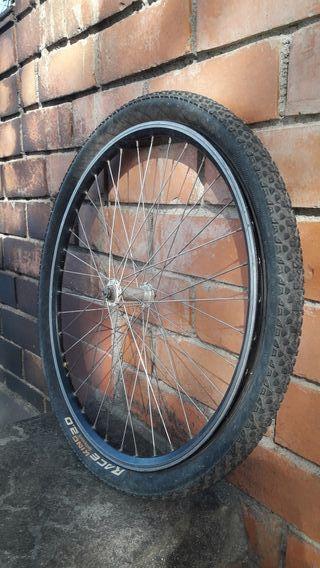 "rueda delantera 26"" bicicleta"