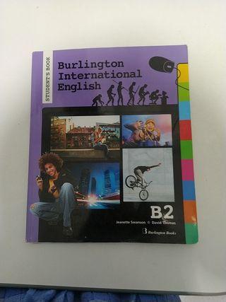 Burlington International English B2