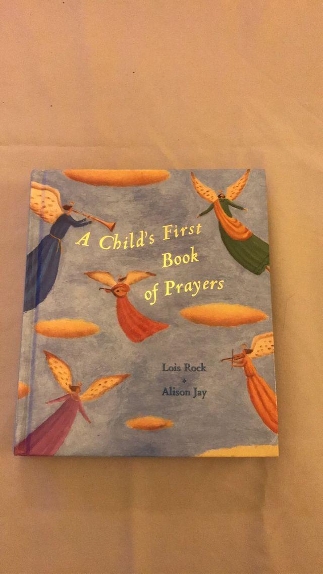 A childs first book of prayers