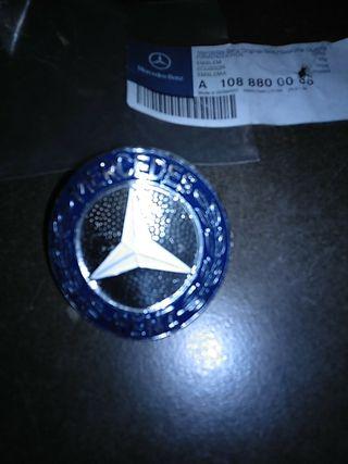 Emblema capó Mercedes W 110 W111 Colas
