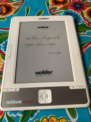 Wolder Mibuk Dreams - Ebook