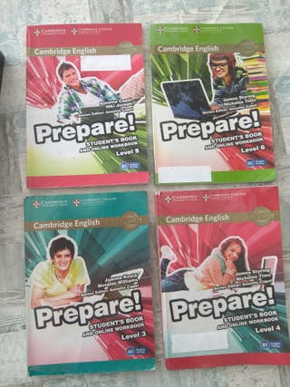 Prepare! Level 3 a 6