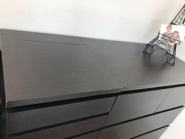 Cómoda cajonera Ikea 3 diferentes