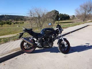 Moto 125 Carnet B Hyosung GT Comet