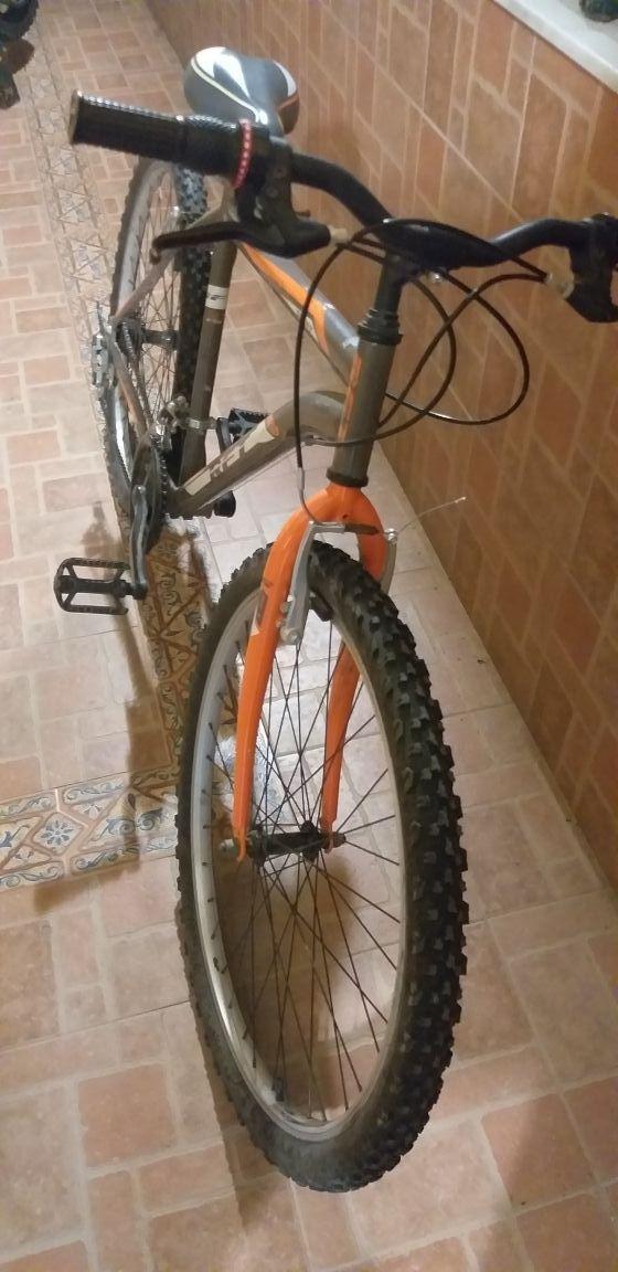 bicicleta montaña junior