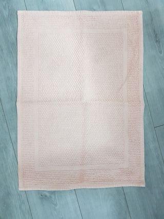 alfombra baño Zara Home 3x2