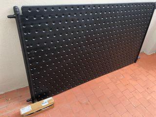 Panel solar nuevo calentamiento piscina