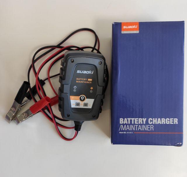 Cargador baterias 6-12v