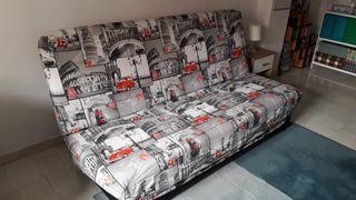 Sofá cama 1,35