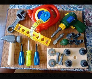 Caja herramientas Bosch Imaginarium