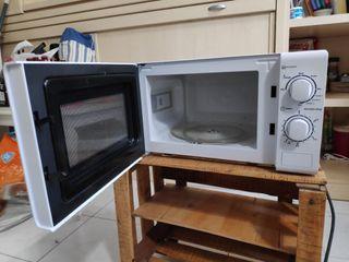 microondas con grill saivod