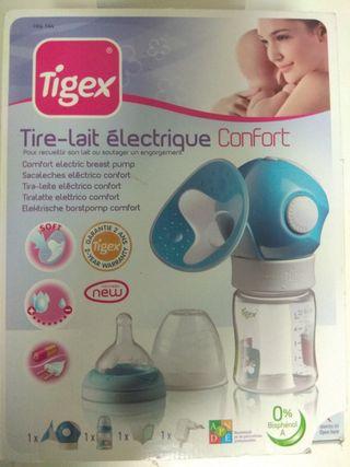 Sacaleches eléctrico Tigex confort
